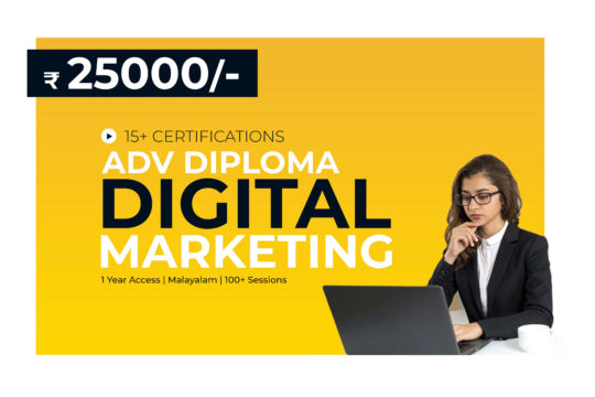 Advanced Diploma in Digital Marketing